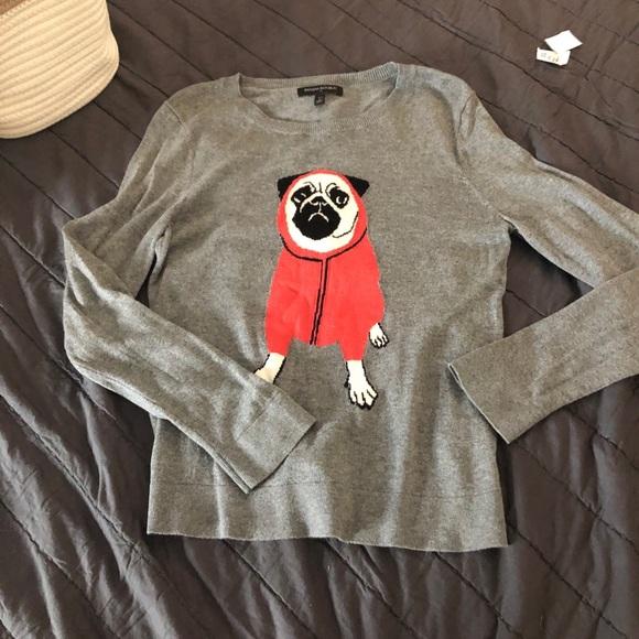 Pug in a Sweater Sweater
